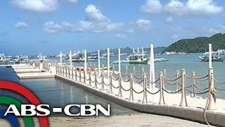 TV Patrol: Paglimita sa turista, inumpisahan na sa El Nido