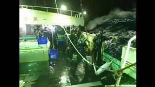 Subhanallah Detik Detik Kapal Ikan Di Hantam Badai Ombak