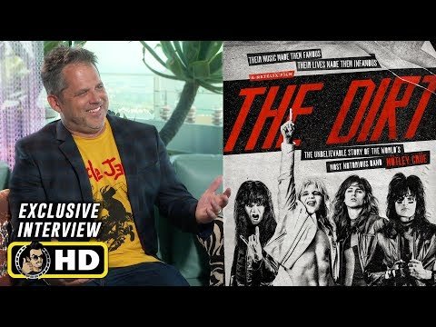 Jeff Tremaine interview for Netflix's The Dirt