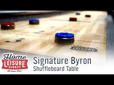 Signature Byron Shuffleboard Table