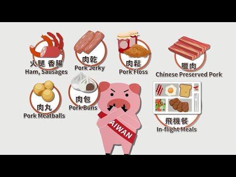 非洲豬瘟宣導動畫