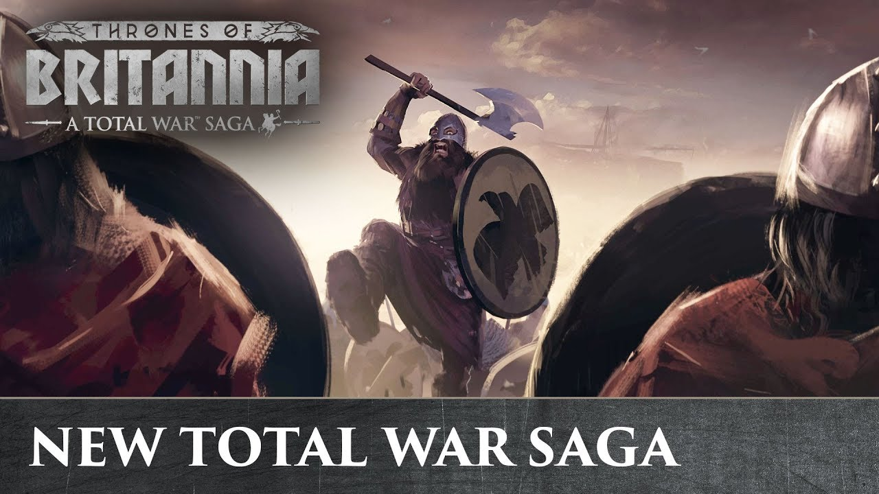 Trailer di Total War Saga: Thrones of Britannia