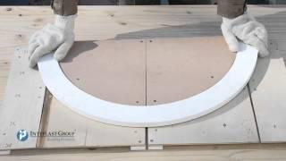 Trim Heat Bending : Inteplast Building Products