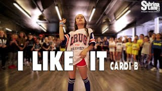 CARDI B – I Like it | Street Dance | Choreography Sabrina Lonis