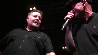 16 - The Gang's All Here (Acoustic) - Dropkick Murphys (Live in Raleigh, NC - 3/04/16)