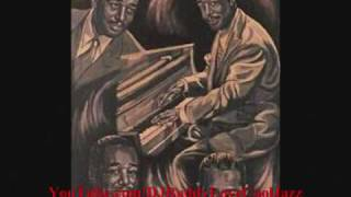 Ivie Anderson with Duke Ellington - It Don't Mean A Thing
