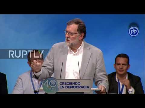 Spain: No democracy will accept Catalan independence referendum - PM Rajoy