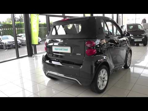 Smart FORTWO CABRIO Passion Mhd 2dr Softouch Auto [2010] U20844