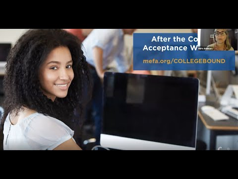 After the College Acceptance
