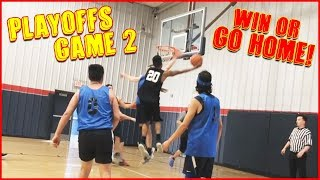 MUST WIN GAME! Juice Faces The Team He Scored 0 Points Against!  (Juice Hoops Ep.11)