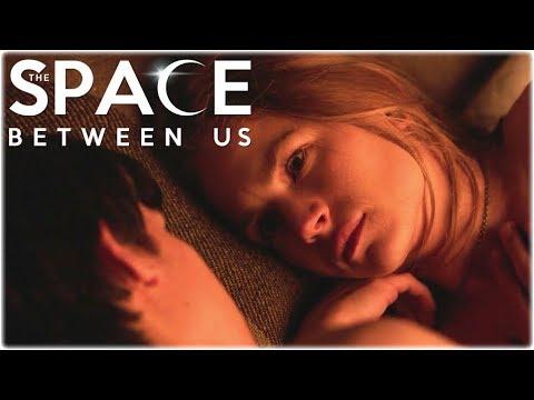 The BEST Romantic Scene   The Space Between Us   #GentlyMAD