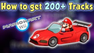 How To Get 200+ CUSTOM TRACKS in Mario Kart Wii (CTGP Install Tutorial)