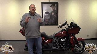 JJ's 2020 Road Glide Limited Basic Info Walk-Around