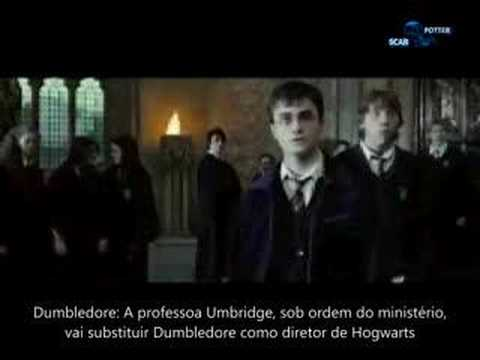Trailer Harry Potter e a Ordem da F�nix