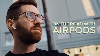 Traveling Apple AirPods Review
