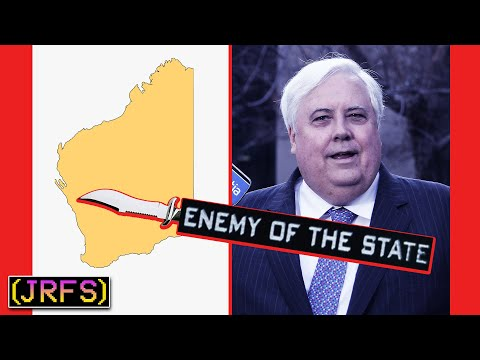 Clive Palmer: Enemy of the State?
