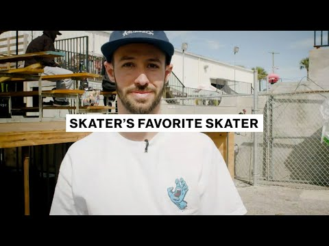 Skater's Favorite Skater | Kevin Braun | Transworld Skateboarding