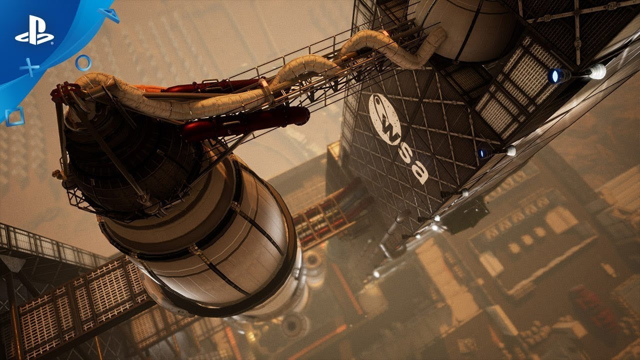 Como a Chegada do Homem à Lua Ajudou a Formar o Épico Sci-Fi da KeokeN Interactive, Deliver Us The Moon