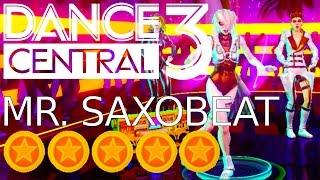 Dance Central 3 | Mr. Saxobeat | 5 Gold Stars
