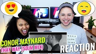 Conor Maynard – That Way (SDJM Acoustic Mix) | REACTION