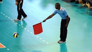 Worst Referee Mistakes In Volleyball History (HD)