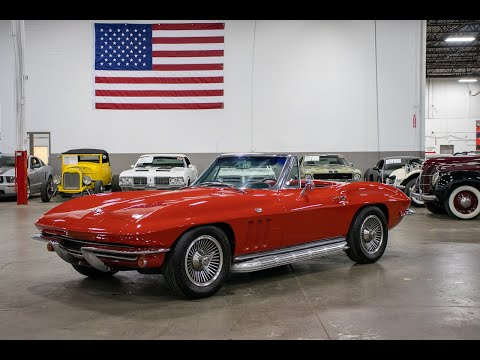 1965 Chevrolet Corvette (CC-1383487) for sale in Kentwood, Michigan