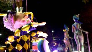 preview picture of video 'Carnavales Sastre 2012'
