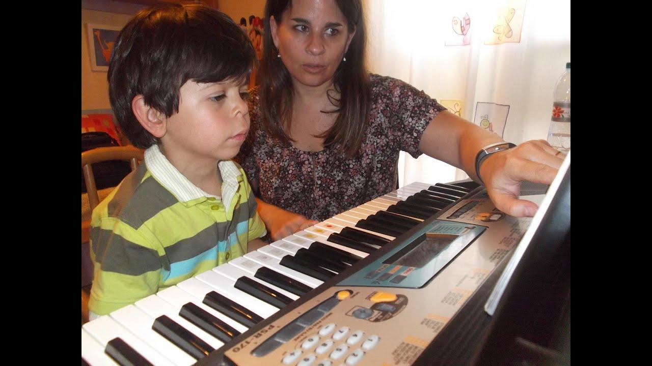 La música es mi verdad - Mi Teclado de Musicaeduca y la musicoterapia