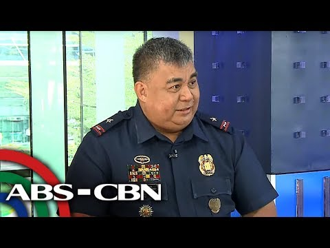 [ABS-CBN]  NCRPO chief says cops 'not equipped to deal with prisoners'   ANC