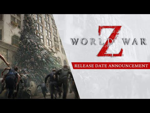 World War Z - Release Date Announcement thumbnail