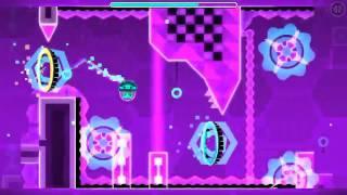 Geometry Dash- Laser Room (Easy Demon) By- True Nature
