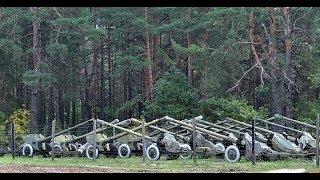 Города призраки! Кладбище военной техники остров Итуруп