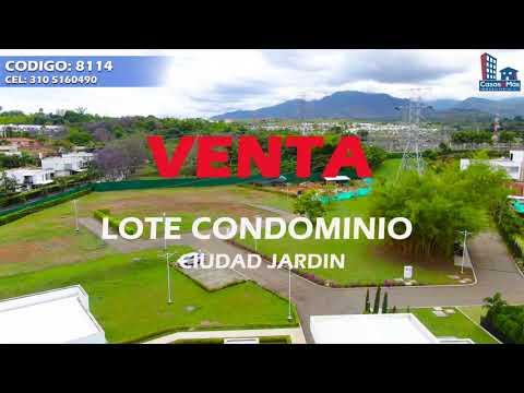 Lotes, Venta, Ciudad Jardín - $770.000.000