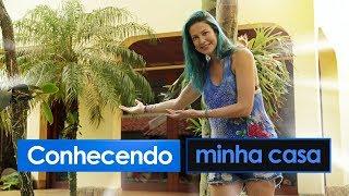 CONHECENDO MINHA CASA PT.1| VLOG | Luana Piovani