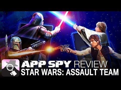 Star Wars Assault Team IOS