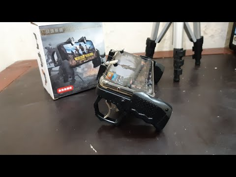 PUBG K21 trigger unboxing. #1 UNBOXING. ||ACCESS TO BOX||