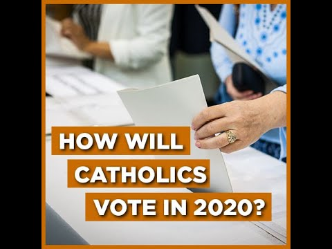 How Will Catholics Vote in 2020?