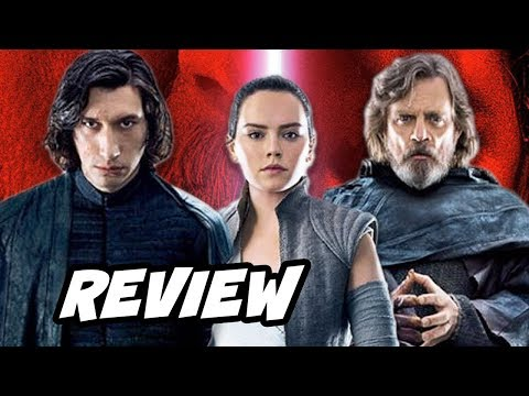 Star Wars The Last Jedi Review - NO SPOILERS