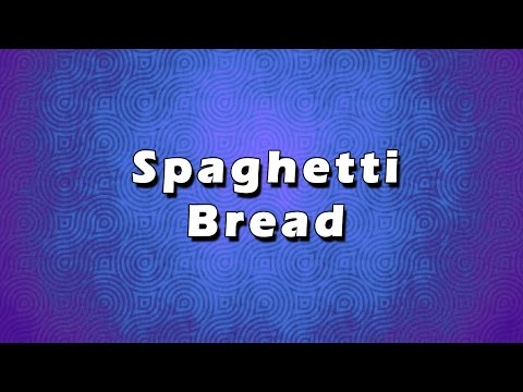 Spaghetti Bread | EASY TO RECIPES | EASY TO LEARN