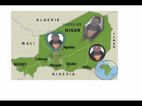 Maman Barka - Niger mon beau pays