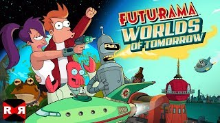 Futurama: Worlds of Tomorrow (By TinyCo, Inc.) - iOS / Android - Gameplay Video