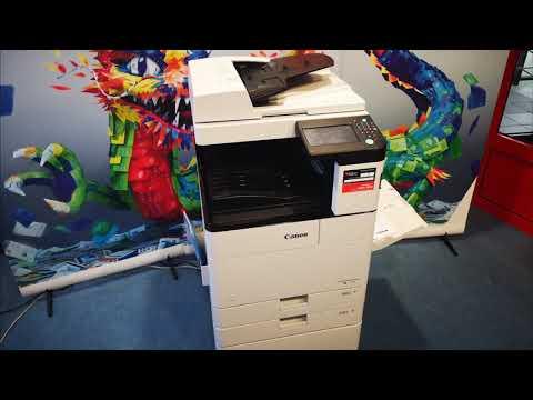Canon IR 2630 A3 Digital Photocopier Machine With DADF & Toner