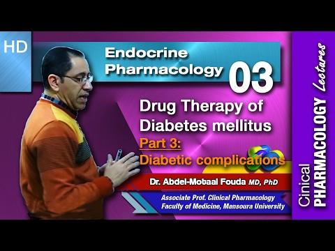 Diabetes und Schwellungen in den Beinen