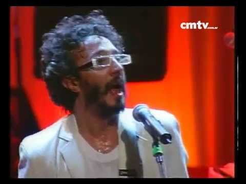 Fito Páez video Naturaleza sangre - CM Vivo 2003