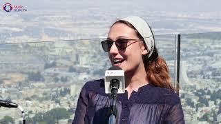 Emission spéciale été, Haifa - Lysa Perez qui a dû tout redémarrer à zéro en Israël…