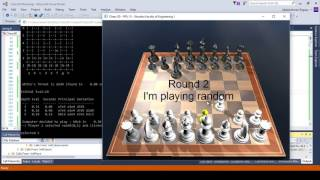 Computer chess provides a good test-bed for understanding many AI techniques. Our work in this project is divided into three main parts. First part is implem...