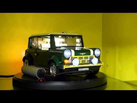 Download Lego 10242 Mini Cooper MK VII LED Demo HD Mp4 3GP Video and MP3