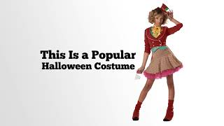 California Costumes TeenTween Mad Hatter Costume