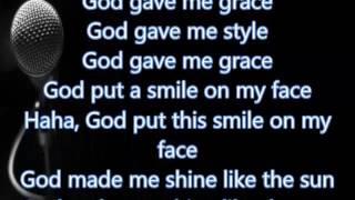 50 Cent - God Gave Me Style (Lyrics)