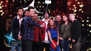 Rising Star Colors TV: Meiyang Chаng & Raghav Juyal Interview | Telly Reporter